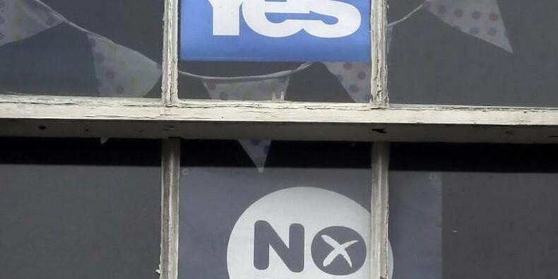 L'incertitude demeure en Ecosse, la campagne bat son plein