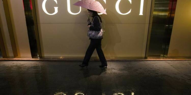 Des doutes émergent sur la stratégie de la griffe Gucci