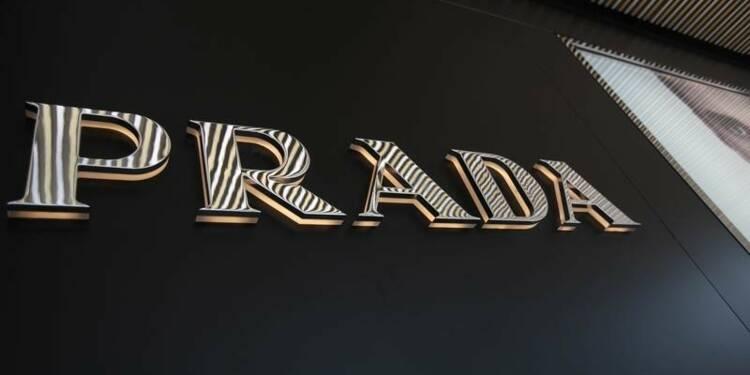 Prada publie des résultats inférieurs aux attentes