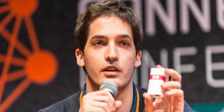 Séverin Marcombes : son boîtier va ringardiser Dropbox