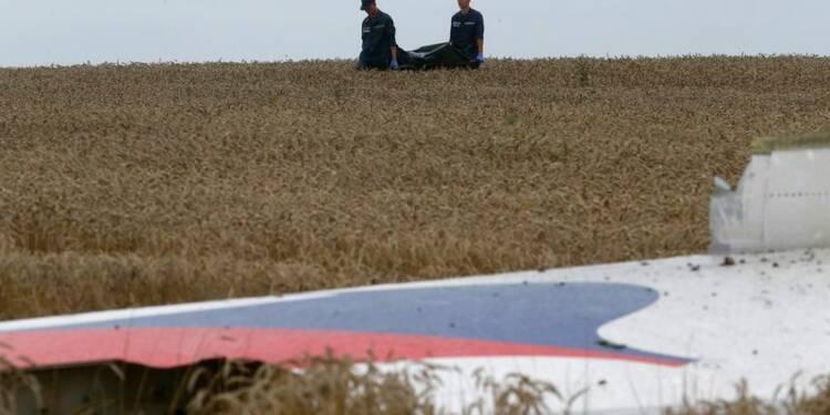 Kiev accuse les rebelles d'entraver l'enquête sur le vol MH17