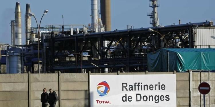 Restructuration en vue sur les sites Total de La Mède et Donges