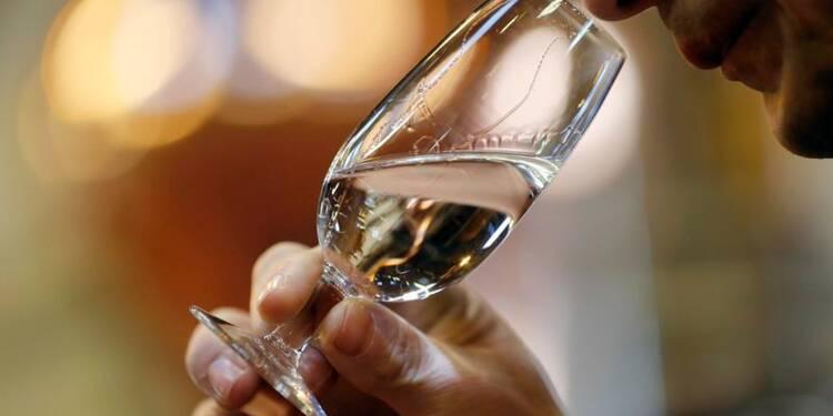La Chine plombe les exportations de vins et spiritueux français