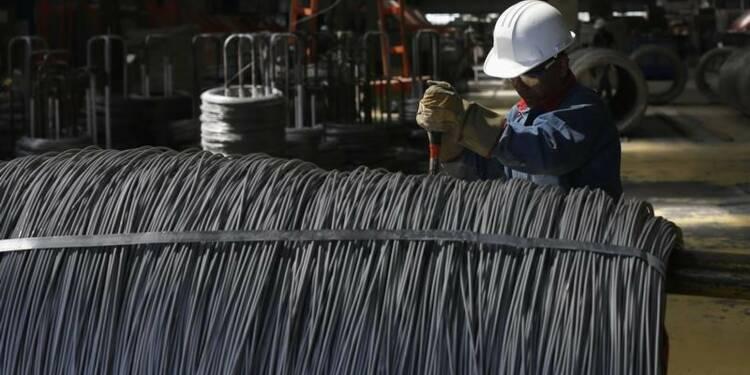 Le secteur manufacturier américain au plus haut depuis mars 2011