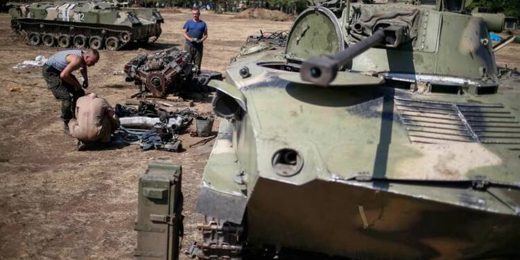 En réplique à Moscou, Kiev annonce vouloir adhérer à l'Otan