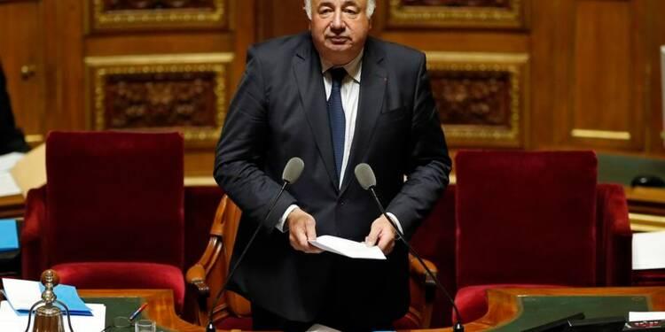 L'UMP Gérard Larcher élu à la présidence du Sénat