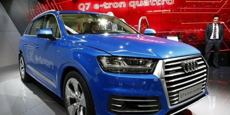 Audi dépasse à nouveau Mercedes en février
