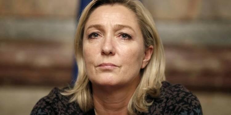 Marine Le Pen demande un débat national post-attentats