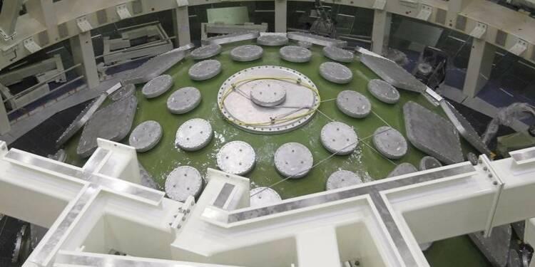 Le Laser mégajoule de simulation nucléaire opérationnel