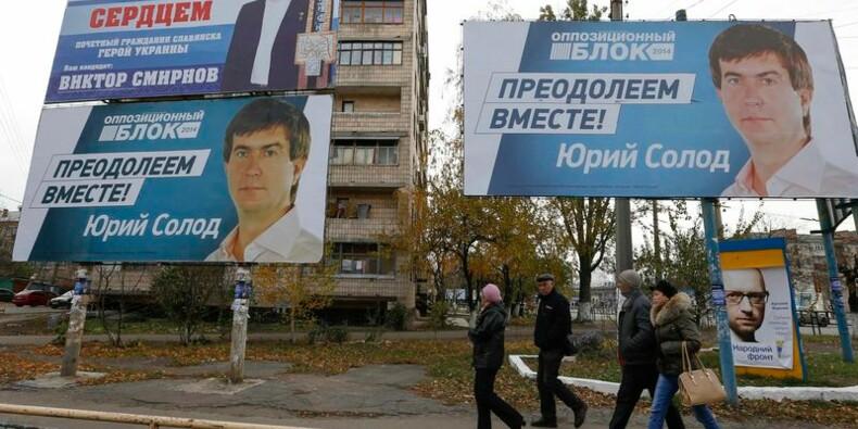 Législatives en Ukraine, huit mois après Maïdan