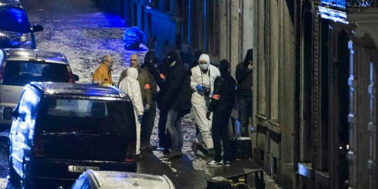 Deux morts dans un raid antiterroriste à Verviers en Belgique