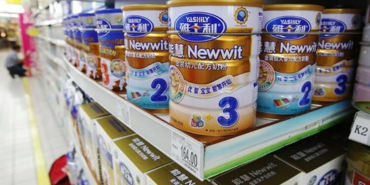 Danone renforce sa présence dans le lait infantile en Chine