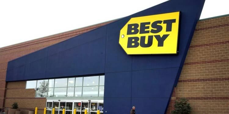 Best Buy n'attend pas de hausse des ventes, l'action chute