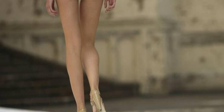 Le gouvernement contre l'extrême maigreur des mannequins