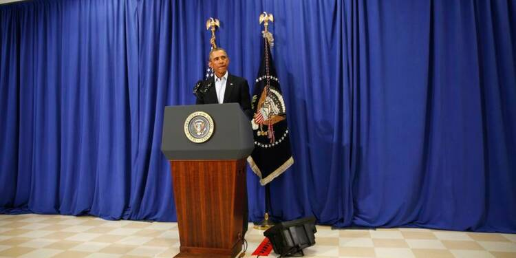 Le meurtre filmé de Foley choque la conscience du monde, dit Obama