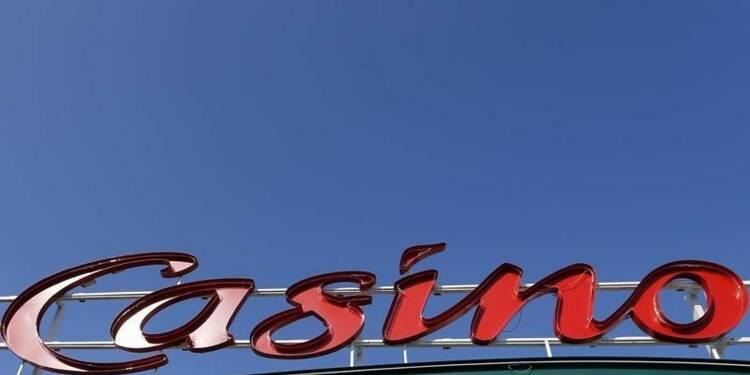 Casino, porté par l'international, fait mieux chez Géant