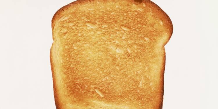 L'étonnante guerre du pain de mie
