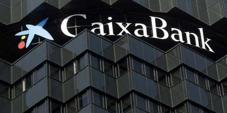 Bond du bénéfice de Bankia, résultat stable de Caixabank
