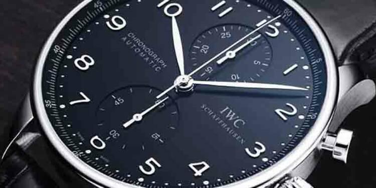 Une sélection de montres de luxe d'occasion
