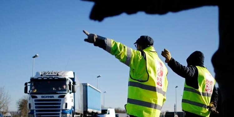 La CFDT appelle à son tour les routiers à la grève