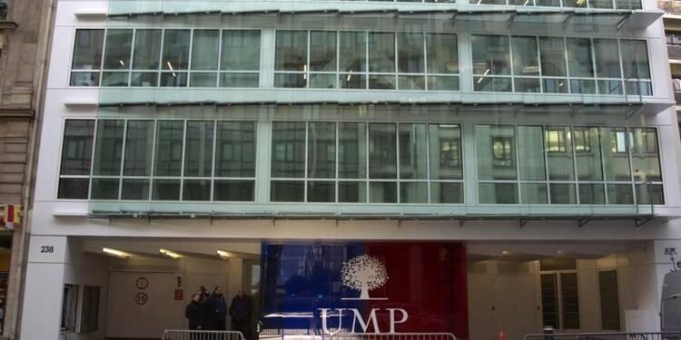 Perquisition au siège de l'UMP
