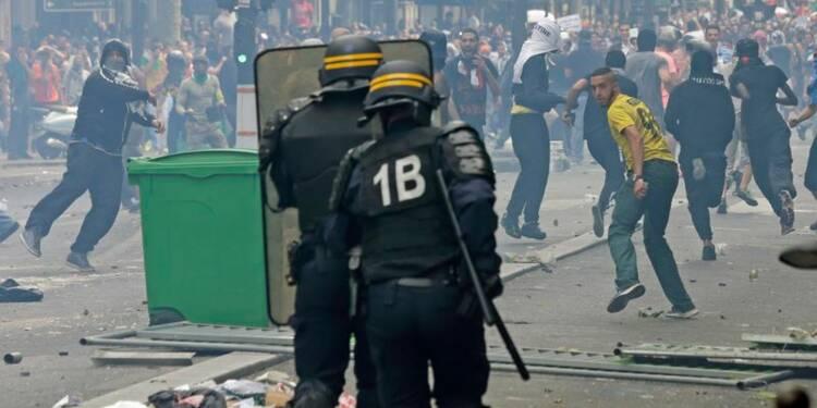 La manifestation pro-Gaza interdite dégénère à Paris