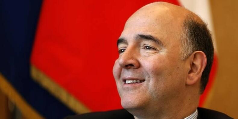 Face aux critiques, Moscovici invoque l'amitié franco-allemande