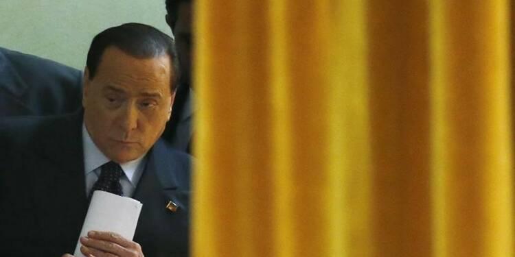 Silvio Berlusconi obtient une réduction de peine