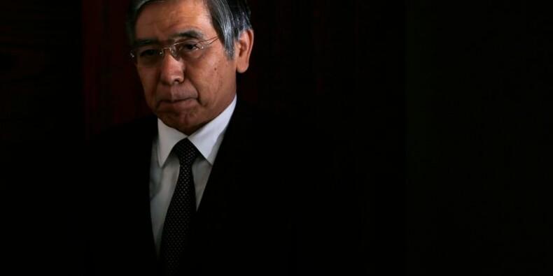 La Banque du Japon s'en tient au statu quo