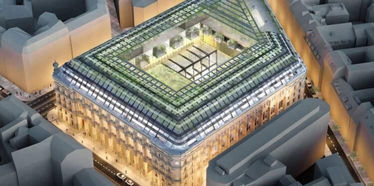 le plus grand bureau de poste de france transform en. Black Bedroom Furniture Sets. Home Design Ideas