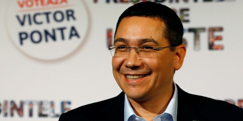 Victor Ponta remporte le premier tour de la présidentielle roumaine