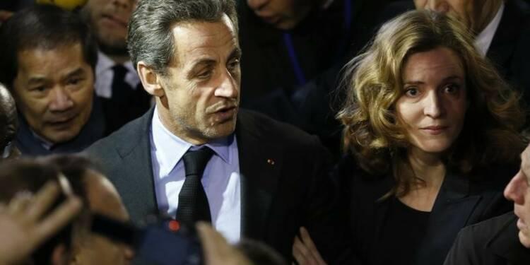 NKM pour une candidature de Nicolas Sarkozy à la tête de l'UMP