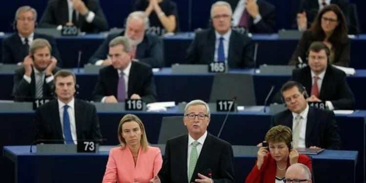Le Parlement européen donne son feu vert à la Commission Juncker