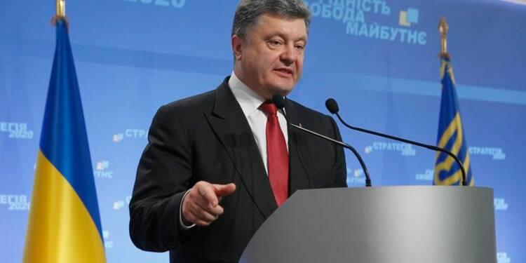 Petro Porochenko veut réformer l'Ukraine pour rejoindre l'UE