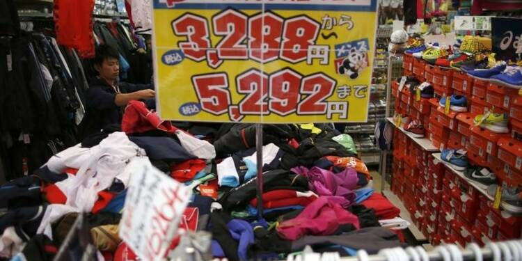 Vers un ralentissement de l'inflation au Japon