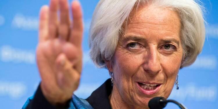 """Le FMI veut des """"mesures audacieuses"""" pour soutenir la reprise"""