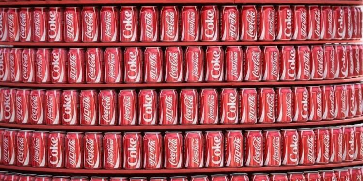 Coca-Cola ne redresse pas ses ventes en Amérique du Nord