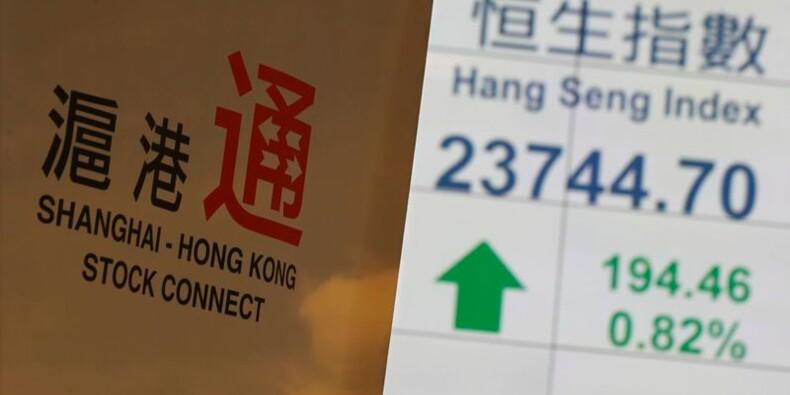 Les Bourses de Hong Kong et Shanghai vont être interconnectées