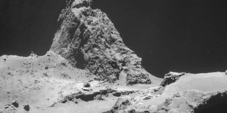 L'eau de la comète Tchouri très différente de celle de la Terre