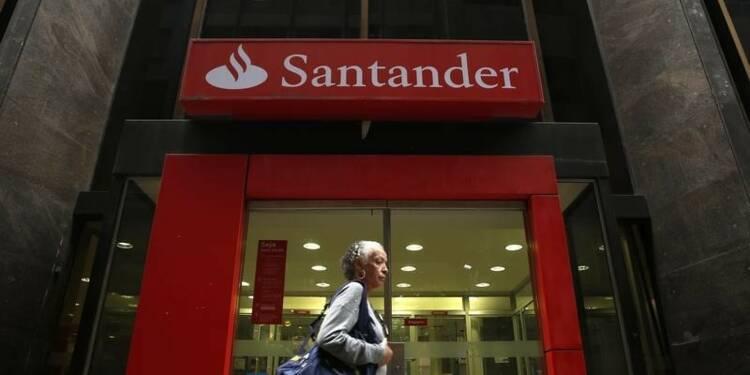 Santander veut réduire énergiquement ses coûts