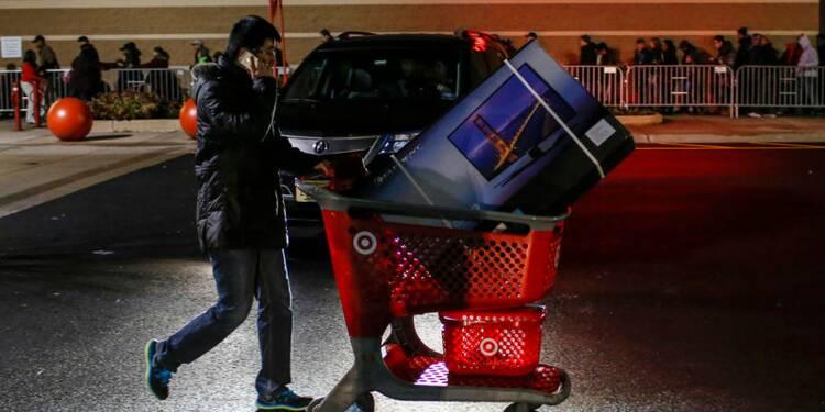La confiance du consommateur américain au plus haut en huit ans