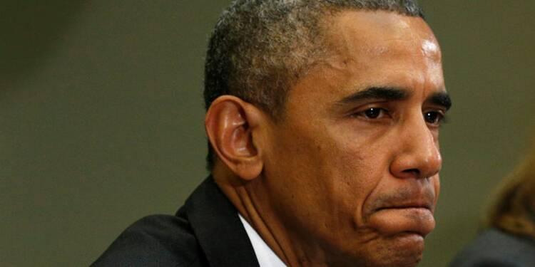 Barack Obama s'est entretenu mardi avec Raul Castro