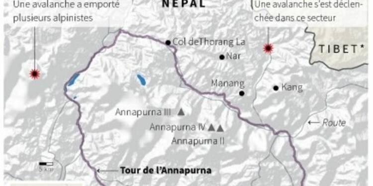 Dernier jour de recherches dans l'Annapurna au Népal