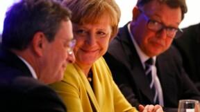 Angela Merkel minimise la portée d'un QE de la BCE