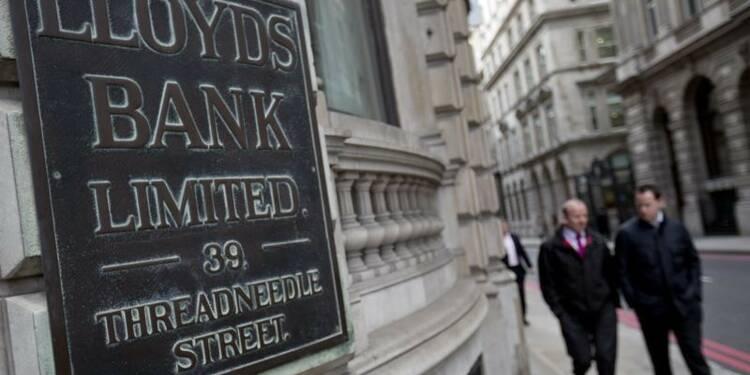 L'Etat britannique réduit encore sa participation dans Lloyds