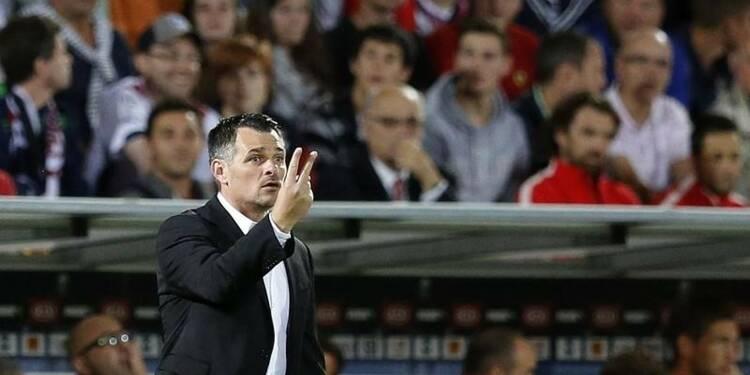 Désolé, l'entraîneur de Bordeaux Willy Sagnol récuse tout racisme