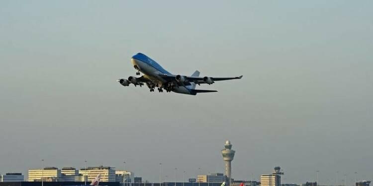 KLM prévoirait de supprimer 7.500 emplois