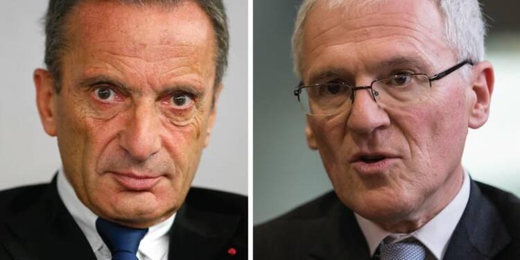 Proglio passe le relais à Lévy pour la présidence d'EDF