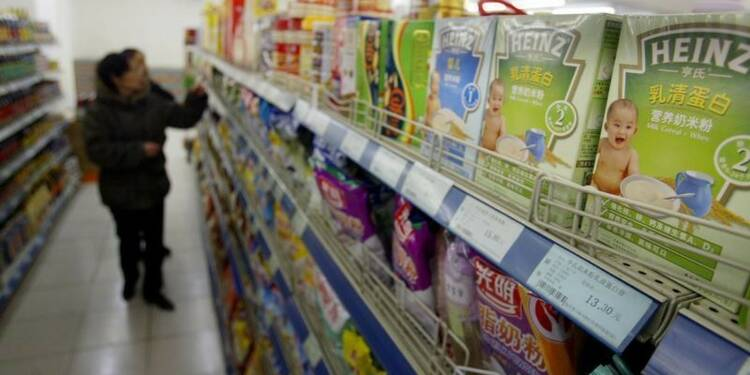 Heinz touché par des craintes de contamination au plomb en Chine