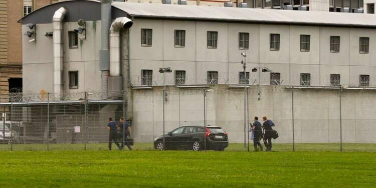 Vol du dossier de Schumacher: un suspect retrouvé pendu en prison